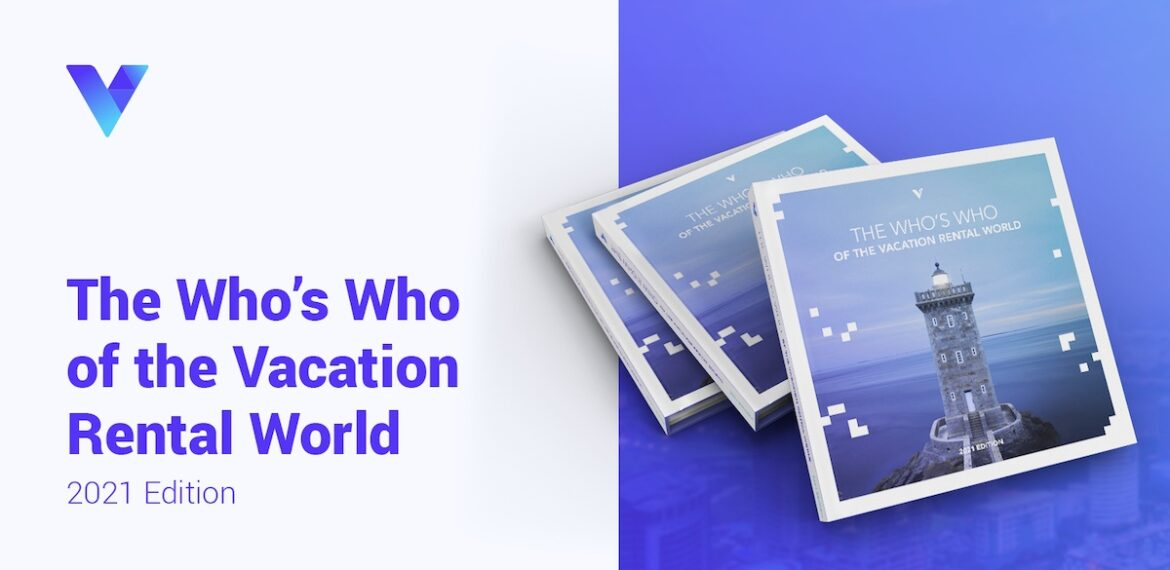 Whos Who 2021 - the directory of the vacation rental world